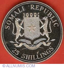 Image #1 of 25 Shillings 2004