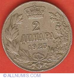Imaginea #2 a 2 Dinara 1925