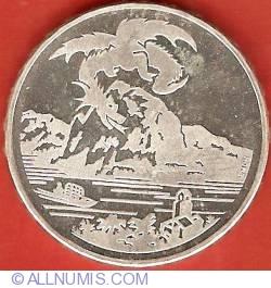 Image #2 of 20 Francs 1996 - Mythological Dragon of Breno