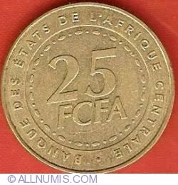 Imaginea #1 a 25 Francs 2006