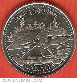 Image #2 of 25 Cents 1999 - March