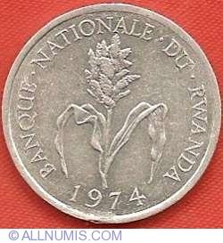 Image #1 of 1 Franc 1974