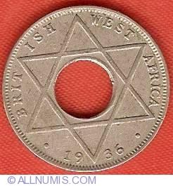 Imaginea #2 a 1/10 Penny 1936