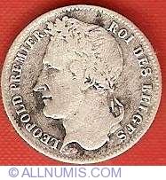 Imaginea #1 a 1/4 Franc 1834