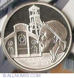 Image #1 of 10 Euro 2006 Mine disaster Marcinelle