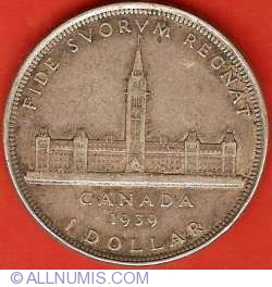 Image #2 of 1 Dollar 1939