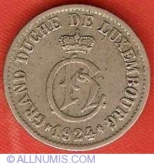 Image #1 of 5 Centimes 1924