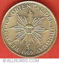 Image #1 of 1 Peso 1969