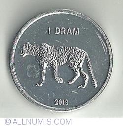 Image #2 of 1 Dram 2013 - Leopard