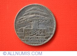 Image #1 of 50 Piastres 1929