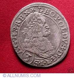 Image #1 of 3 Kreuzer 1668