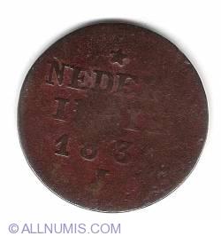 1 Cent 1839J