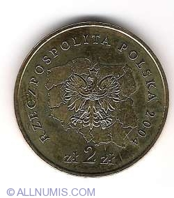 Image #1 of 2 Zloty 2004 - Lubelskie Voivodeship