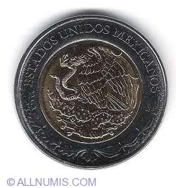 Image #2 of 5 Pesos 2008 - Alvaro Obregon