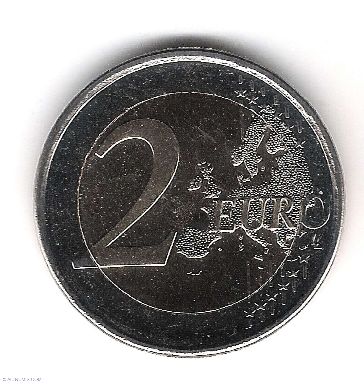 2 euro 2009 2 euro commemorative 2006 slovenia. Black Bedroom Furniture Sets. Home Design Ideas