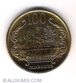 Imaginea #2 a 100 Guaranies 2005