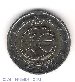 Image #1 of 2 Euro 2009 - 10 Years of European Monetary Union.