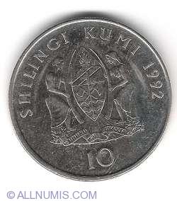 Image #1 of 10 Shilingi 1992