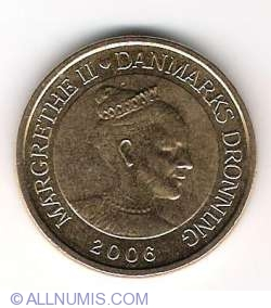 Image #1 of 20 Kroner 2006 - Three Brothers