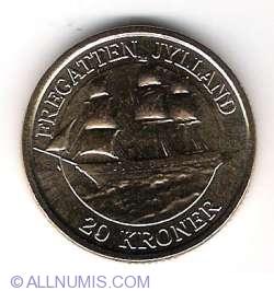 Image #2 of 20 Kroner 2007 - The Frigate Jylland