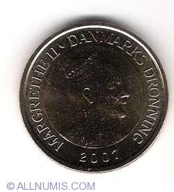 Image #1 of 20 Kroner 2007 - The Frigate Jylland