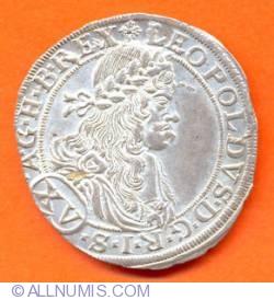 Image #2 of 15 Kreuzer 1664