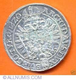 Imaginea #2 a 1 Thaler 1620 - monetaria Viena