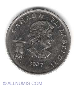 Image #1 of 25 Cents 2007 - Hockey
