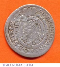 Image #1 of 6 Kreuzer 1690
