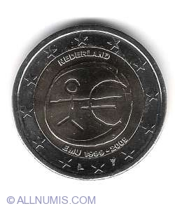 Image #1 of 2 Euro 2009 - 10th anniversary of the Economic and Monetary Union
