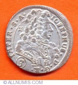 Image #2 of 3 Kreuzer 1710