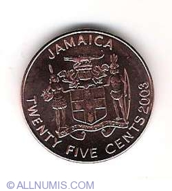 Image #1 of 25 Cents 2003