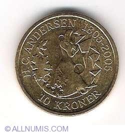 Image #2 of 10 Kroner 2006 - Hans Christian Andersen - Snow Queen