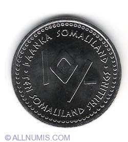 Imaginea #2 a 10 Shillings 2006 Capricorn