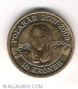 Image #2 of 10 Kroner 2007 - International Polar Year