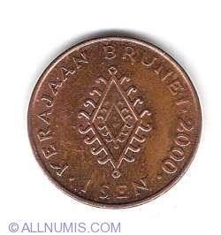 1 Sen 2000