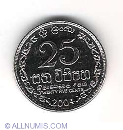 Image #1 of 25 Cents 2004