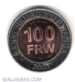 Image #1 of 100 Francs 2007