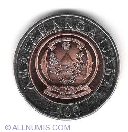 Image #2 of 100 Francs 2007