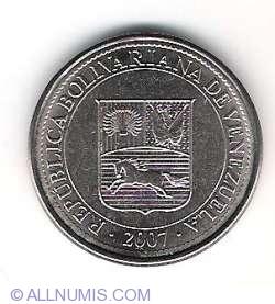 Imaginea #1 a 50 Centimos 2007