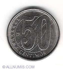 Imaginea #2 a 50 Centimos 2007