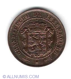 Image #2 of 2 ½ Centimes 1854