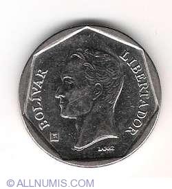 Imaginea #2 a 100 Bolivares 2004