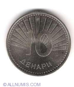 Image #1 of 10 Denar 2008