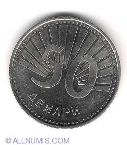 Image #1 of 50 Denar 2008