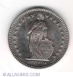 Image #2 of 2 Francs 2005