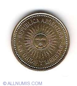 Image #2 of 5 Centavos 2005
