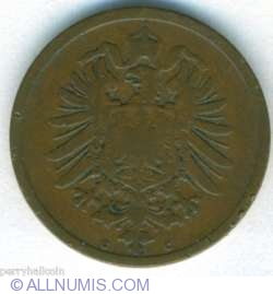 Image #2 of 2 Pfennig 1874 C