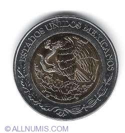 Image #2 of 5 Pesos 2008 - Carlos Maria De Bustamante