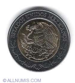 Image #2 of 5 Pesos 2008 - Hermenegildo Galeana